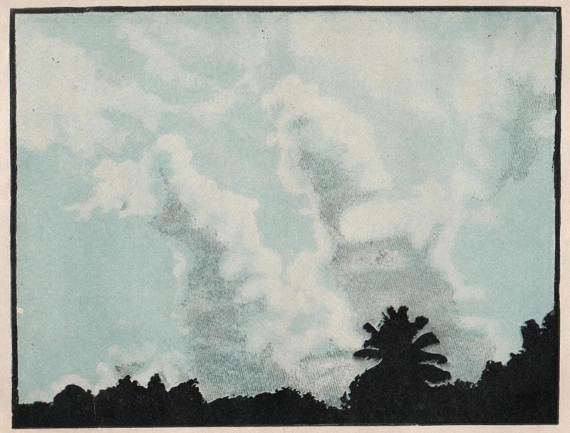 Рис 5. Грозовое облако